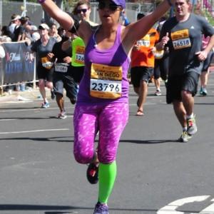 Elisa running